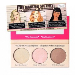 The Balm The Manizer Sisters Highlighter