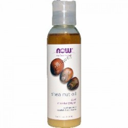 Now Solutions Shea Nut Oil 4 oz