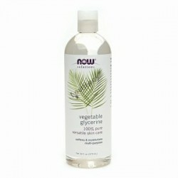 Now Solutions Vegetable Glycerine 16 oz