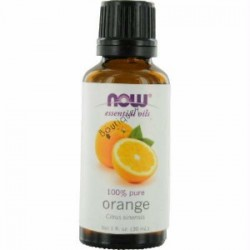 Now Essential Oils, Orange 1 oz