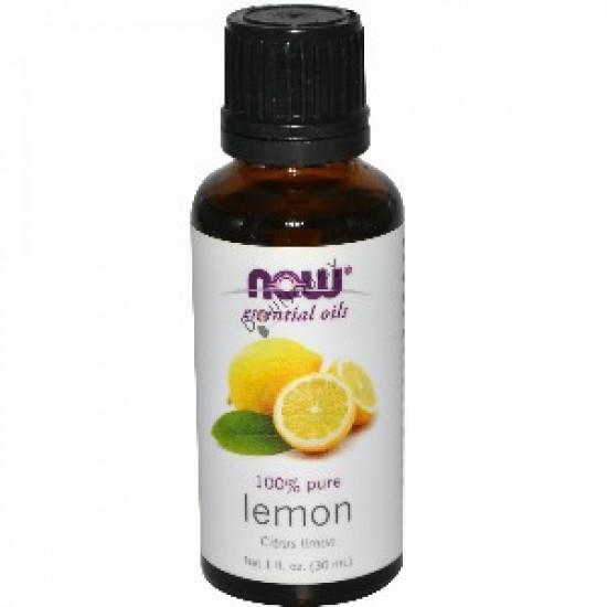 Now Essential Oils, Lemon 1 oz